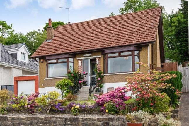 Thumbnail Bungalow for sale in Old Castle Road, Simshill