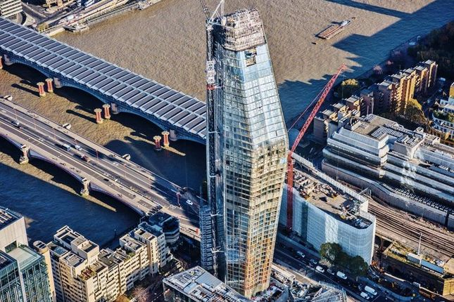 Thumbnail Flat for sale in One Blackfriars, Bankside, London