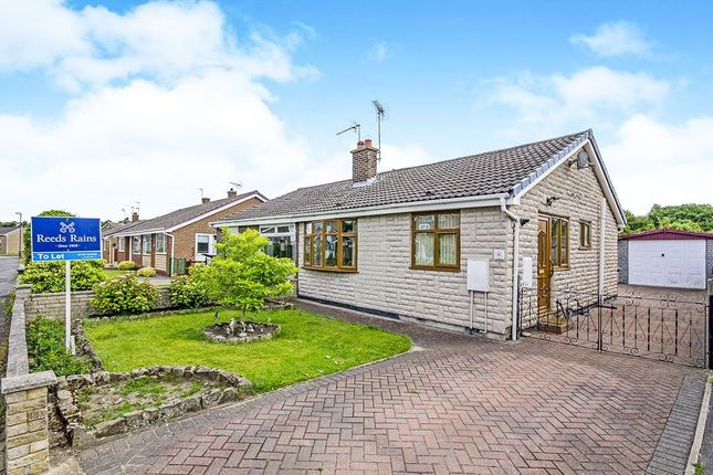 Thumbnail Bungalow to rent in Bridle Walk, Selby