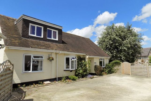 Thumbnail Detached bungalow for sale in High Street, Puddletown, Dorchester, Dorset