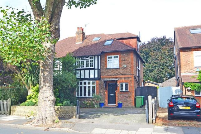 Thumbnail Semi-detached house for sale in Gloucester Road, Hampton