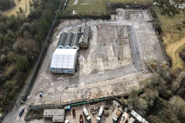 Thumbnail Industrial for sale in Keyline Depot, Marsh Point, New Quay Road