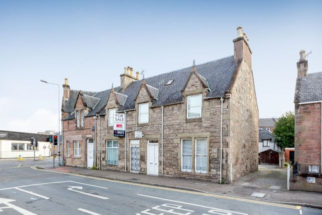 Thumbnail End terrace house for sale in Kenneth Street, Inverness
