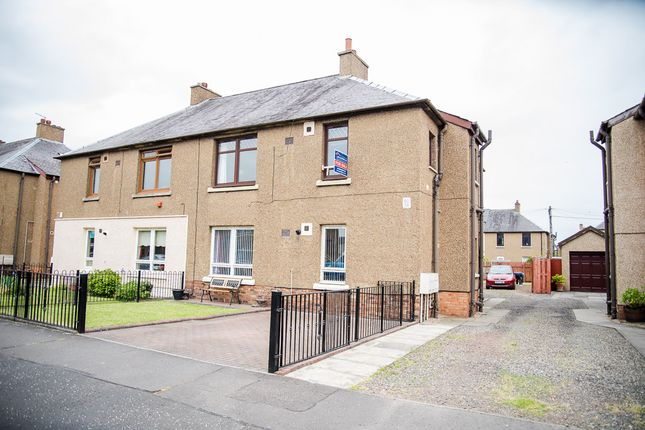 Thumbnail Flat for sale in Lime Street, Grangemouth
