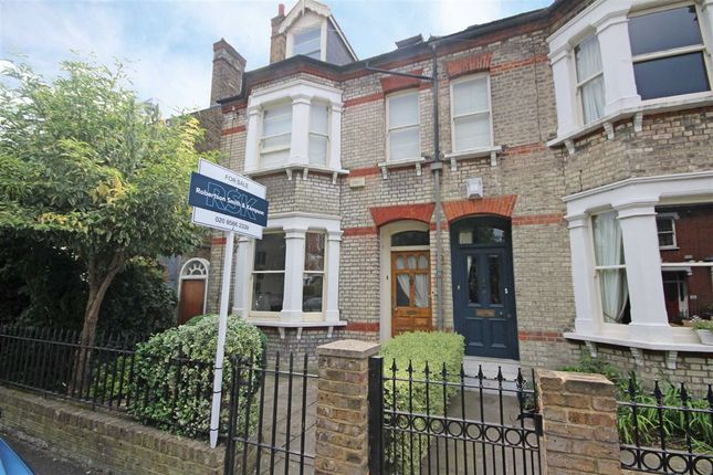 Thumbnail Terraced house for sale in Church Road, London
