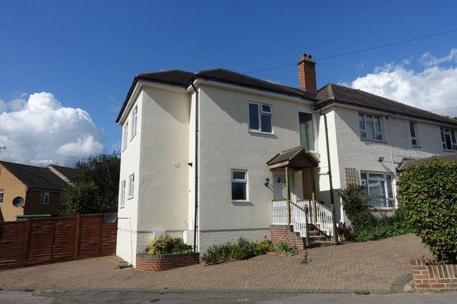 Thumbnail Semi-detached house for sale in Hazel Close, Reigate