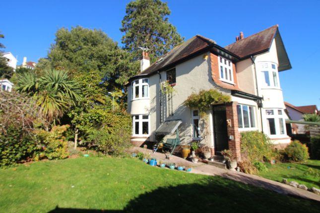 Thumbnail Detached house for sale in Mortimer Avenue, Preston, Paignton