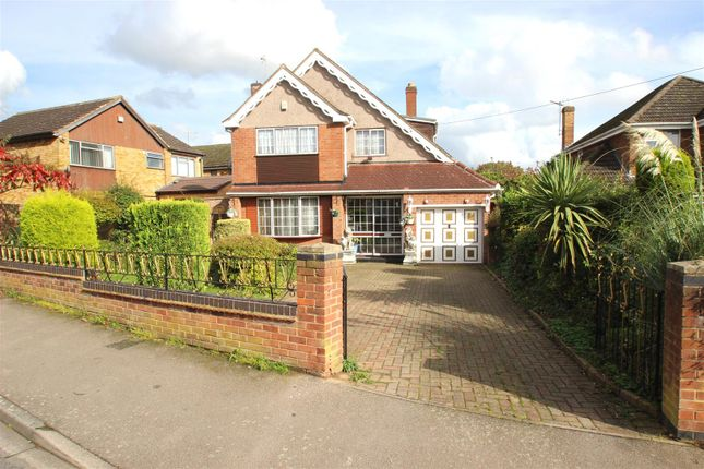 Thumbnail Detached house for sale in Frankwell Drive, Potters Green, Coventry