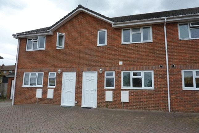 Thumbnail Terraced house to rent in Gravelwood Close, Chislehurst