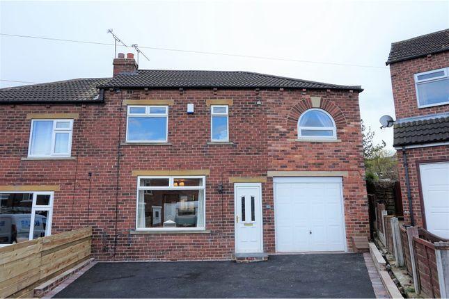 Thumbnail Semi-detached house for sale in Cornmill Drive, Liversedge