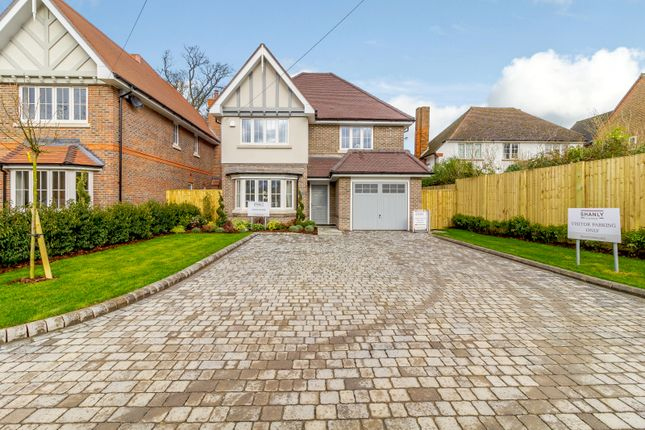 Thumbnail Detached house for sale in Woodlands, Fern Acre Gardens, Jackets Lane, Northwood