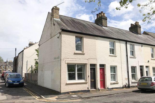 Thumbnail End terrace house for sale in St. Matthews Street, Cambridge