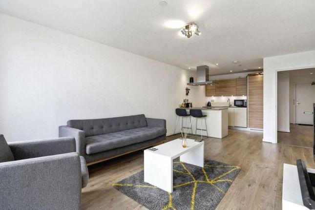 Thumbnail Flat to rent in Bromayrd Avenue, Acton