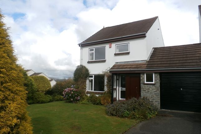 Thumbnail Detached house to rent in St. Davids Road, Tavistock