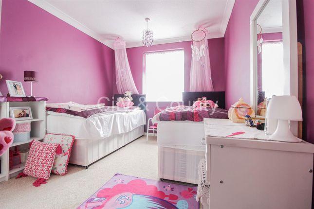 Bedroom Three of Dogsthorpe Road, Peterborough PE1