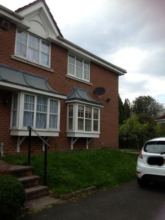 3 bed semi-detached house to rent in Brookdale Close, Rubery B45