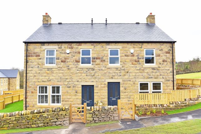 Thumbnail Semi-detached house for sale in Plot 1, Deer Glade, Darley, Harrogate