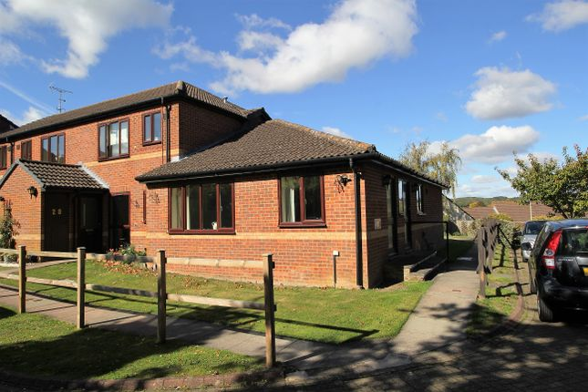 Thumbnail Terraced bungalow for sale in Windmill Court, St. Marys Close, Alton, Hampshire