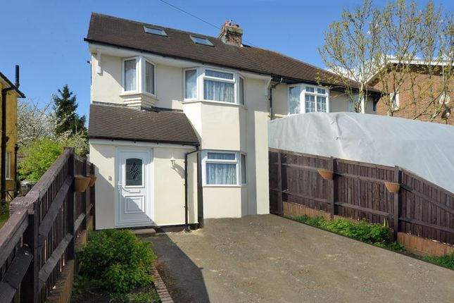 3 bed semi-detached house for sale in Approach Road, West Molesey KT8