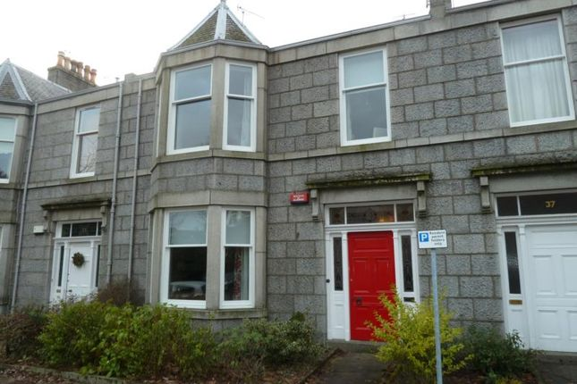 Thumbnail Terraced house to rent in Desswood Place, Aberdeen