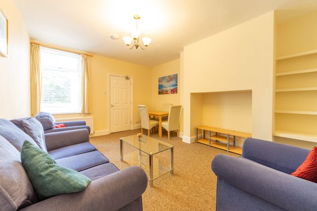 Thumbnail 4 bed maisonette to rent in Station Road, South Gosforth, Newcastle Upon Tyne