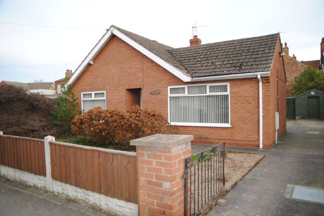 Thumbnail Detached bungalow to rent in Castledyke West, Barton-Upon-Humber
