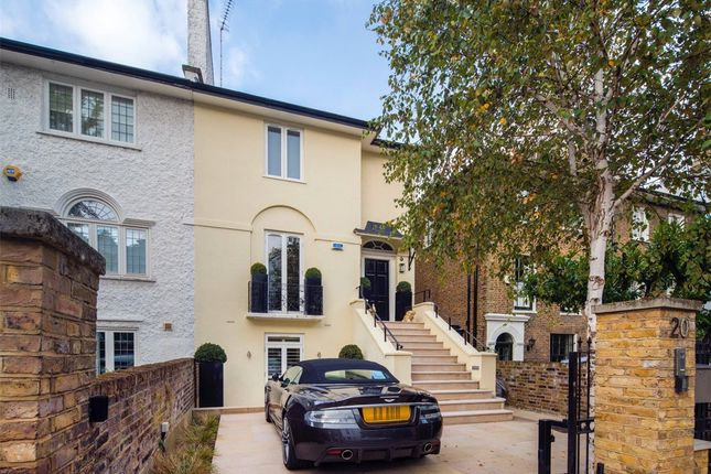 Thumbnail Property for sale in Hill Road, St John's Wood, London