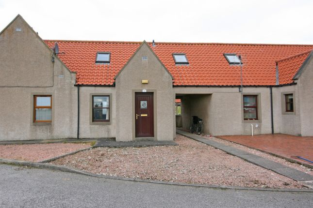 Thumbnail Terraced house for sale in 4 The Steadings, Findochty