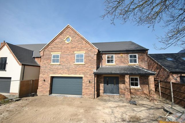 Thumbnail Detached house for sale in St. Faiths Road, Old Catton, Norwich