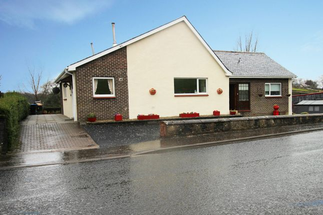 Thumbnail Detached bungalow for sale in Manse Road, Muirkirk, Ayrshire And Arran, Ayrshire