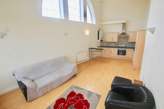 Thumbnail Flat to rent in St. Marys, Ogle Street, Hucknall, Nottingham