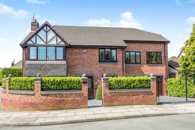 Thumbnail Detached house for sale in Stowe Close, Woolton, Liverpool