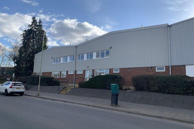 Thumbnail Warehouse to let in Unit 1, Barton Farm Industrial Estate, Eastleigh, Hampshire