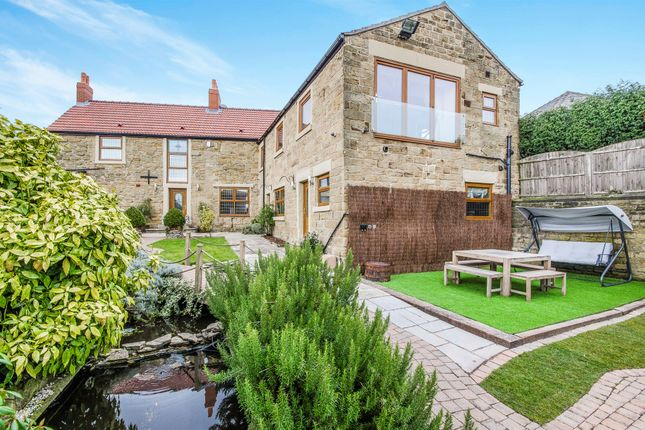 Thumbnail Detached house for sale in Manor Farm Lane, Wragby, Wakefield