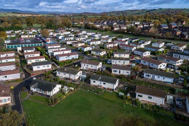 View Of The Park of 91 Sunny Haven, Howey, Llandrindod Wells LD1