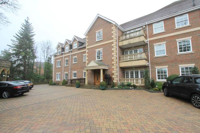 Thumbnail Flat to rent in Kendall Manor, Ducks Hill Road, Northwood