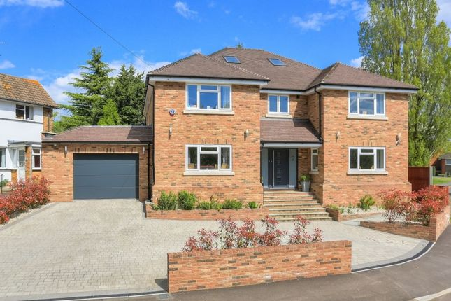Thumbnail Detached house for sale in Netherway, St. Albans