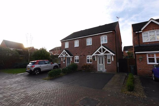 2 bed semi-detached house to rent in Sorrel Court, Deeside, Flintshire CH5