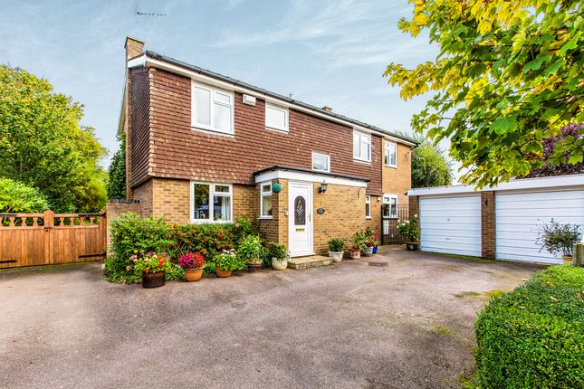 4 bed detached house for sale in Southfields, Roxton, Bedford