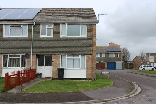 Thumbnail Property to rent in Exbourne, Dartmouth Close, Worle