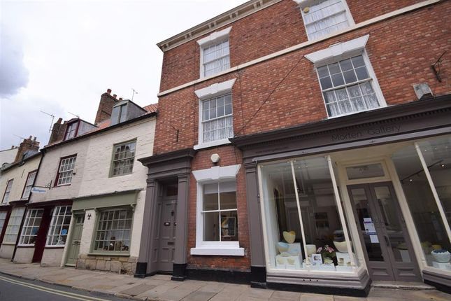 Thumbnail Flat to rent in High Street, Bridlington