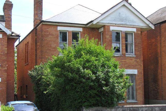 Thumbnail Detached House For Sale In Arnewood Road Bournemouth Dorset