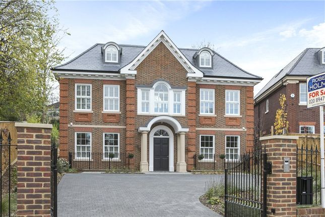 Thumbnail Detached house to rent in Deepdale, London