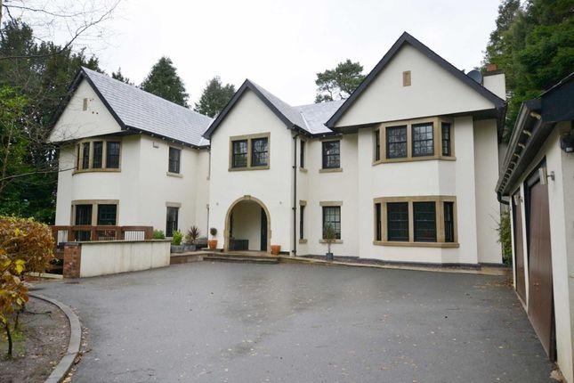 Thumbnail Detached house for sale in Croston Close, Alderley Edge