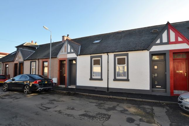 Thumbnail Terraced house for sale in 80 Bourtreehall, Girvan