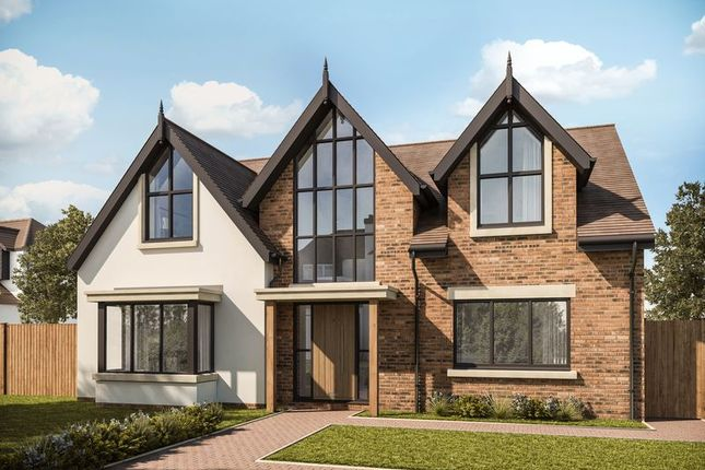 Thumbnail Detached house for sale in Plot 7, Gayton Chase, Strathearn Road, Lower Heswall