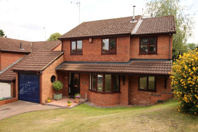 Thumbnail Detached house for sale in March Grove, Bewdley