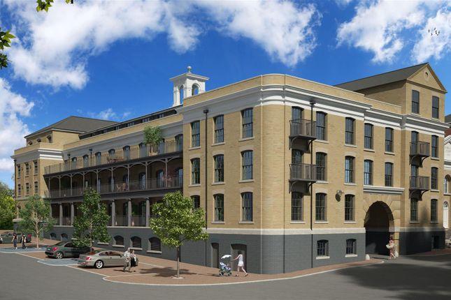Thumbnail Flat for sale in 2 Bowes Lyon Place, Poundbury, Dorchester