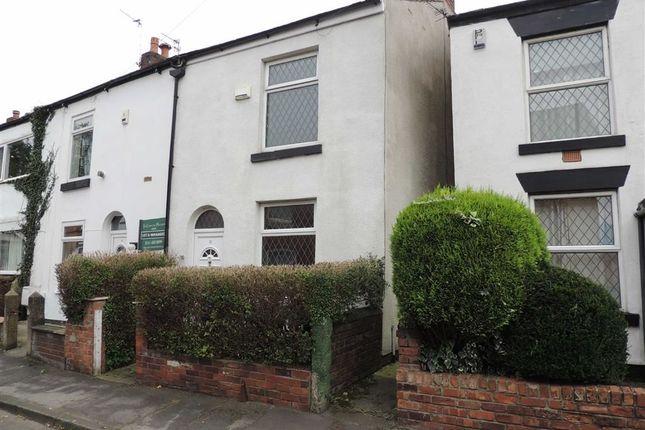Thumbnail End terrace house to rent in Bramhall Moor Lane, Hazel Grove, Stockport