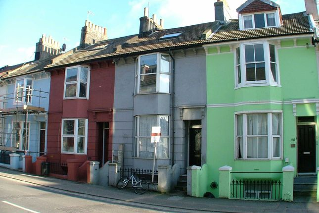 4 bed terraced house to rent in Upper Lewes Road, Brighton BN2